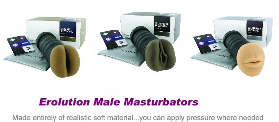 erolution male masturbators